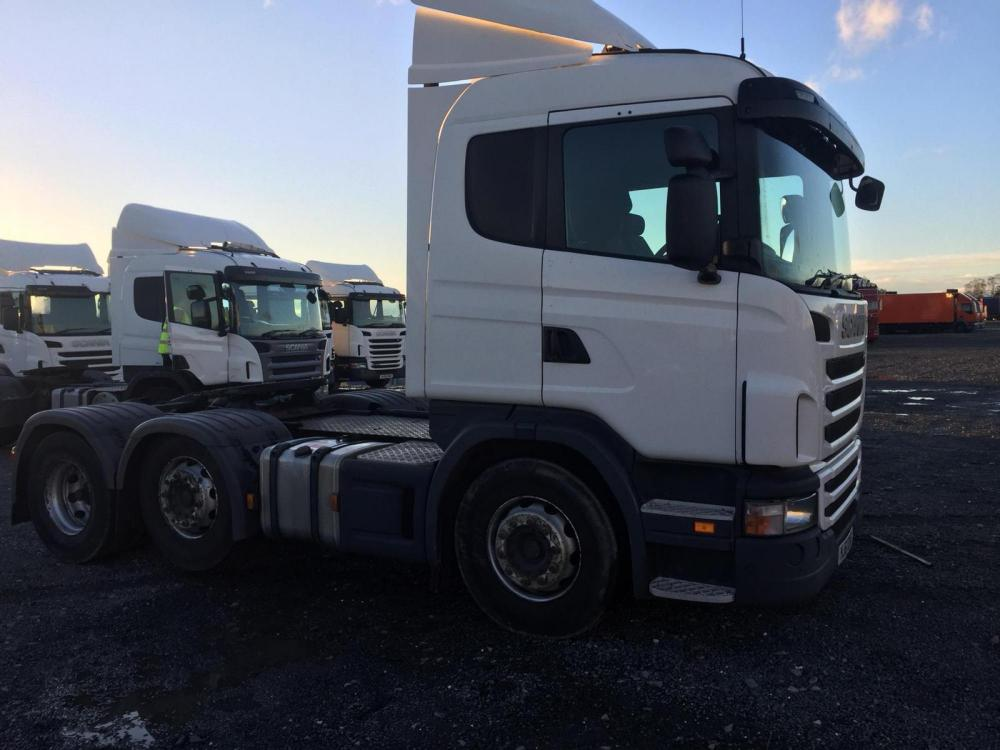 SCANIA G440 6X2 for Sale - Ocean Commercial Trading Ltd